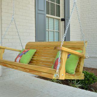 Marietta Wood Porch Swing