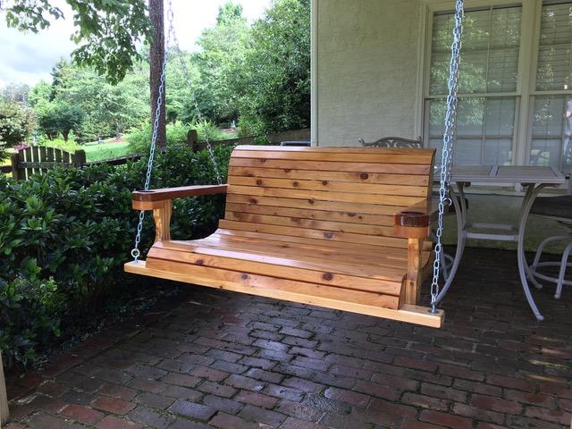 Canton Porch Swing