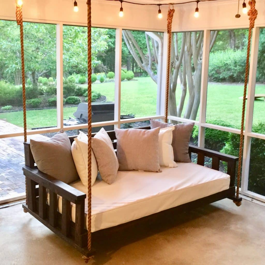 Lanier Bed Swing